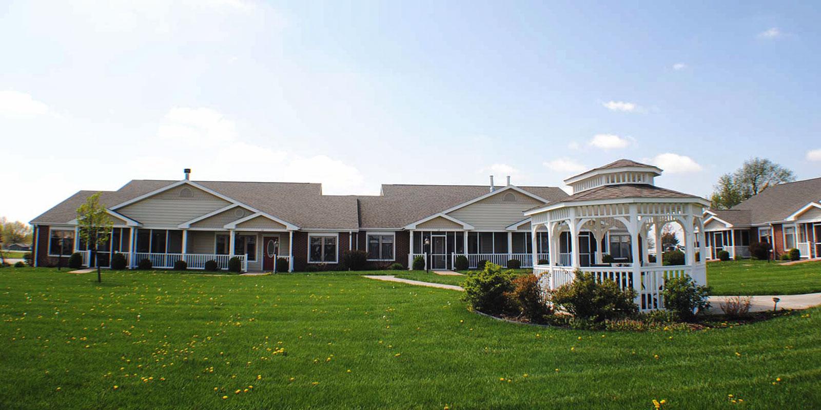 Elms Nursing Home Macomb Il